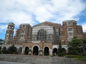 台湾大学図書館