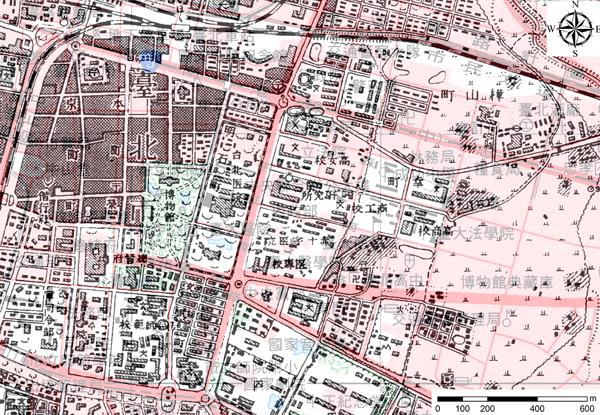台北中心部