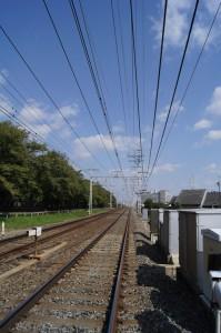 阪急京都線(京都方面)