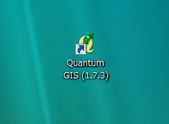 QGISのアイコン