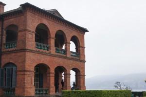 旧イギリス領事館と淡水河