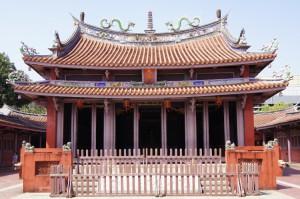 孔子廟大成殿