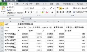 [甲南GIS07]統計データ作成のポイント