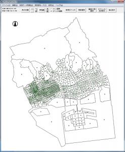 東灘区・灘区の小地域単位の地図