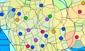 [NA-GIS37]QGIS2.0でバッファ分析 その4