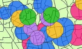 [NA-GIS41]QGIS2.0でバッファ分析 その8(完結)