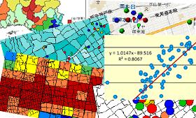 [NA-GIS43]2014年度甲南大学「地理と情報Ⅱ」実習リスト