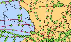 [NA-GIS90]国土数値情報データをQGISに読み込む